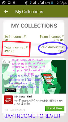 Income forever payment proof, Latest payment proof income forever