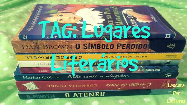 TAG: Lugares Literários