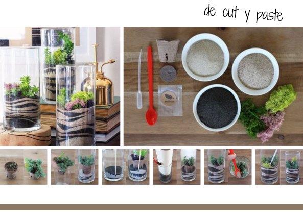 Enrhedando manualidades - Como construir un terrario ...