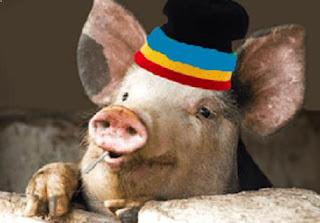 traditii si superstitii romanesti despre porc