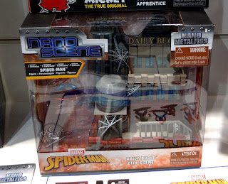Toy Fair 2019 JADA Marvel Comics Spider-Man Daily Bugle