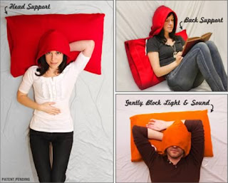 The Hoodie Pillow Pillowcase