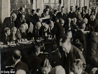 Парижская конференция 1919 года
