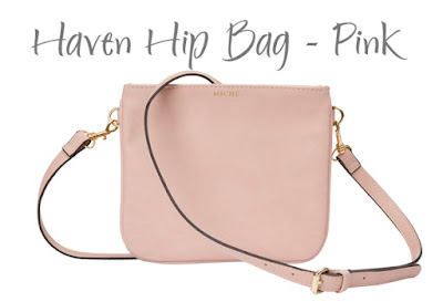 Miche Pink Haven Hip Bag available at MyStylePurses.com