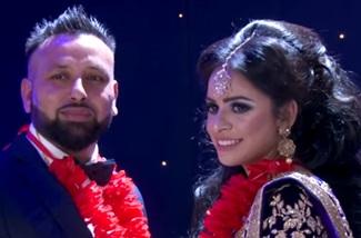 Punjabi Sikh Wedding Reception | Party | UK | Highlight | Gurpreet Weds Manpreet