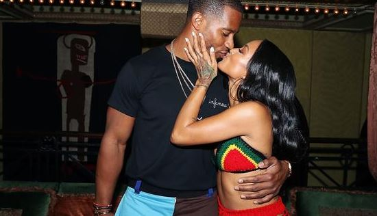 Karrueche Speaks On Her Relationship With Victor Cruz