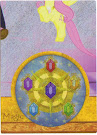 My Little Pony Rarity - Generosity Series 1 Trading Card