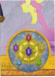My Little Pony Rarity - Generosity Series 1 Trading Card