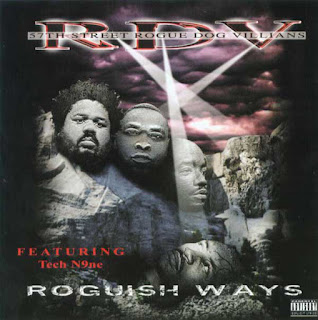 57th Street Rogue Dog Villans – Roguish Ways (2002) [CD] [FLAC]