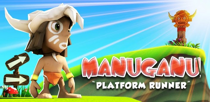 MANUGANU another fast paced action game for Android devices