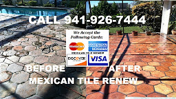 MEXICAN TILE RENEW FACEBOOK PAGE
