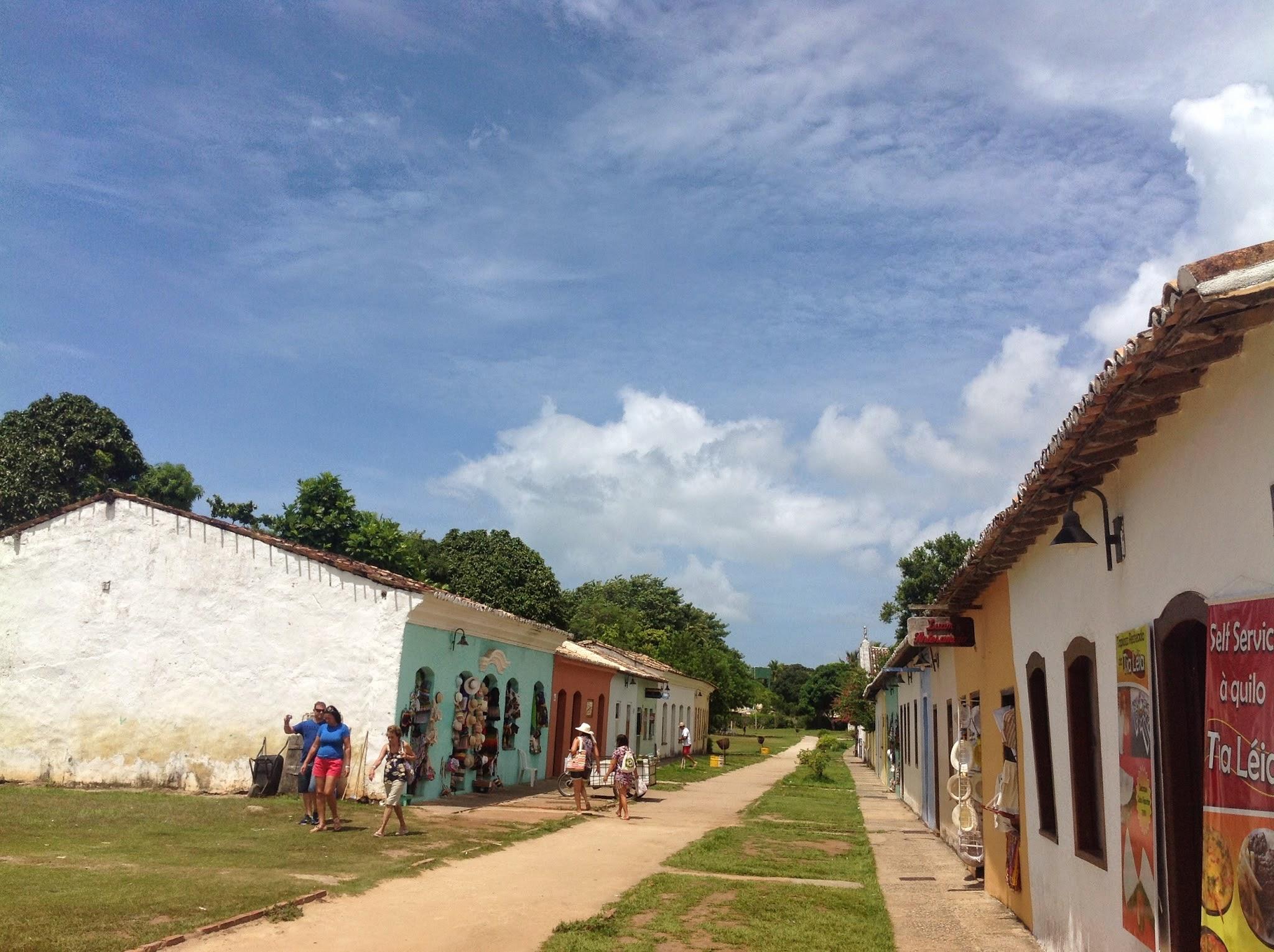 Porto Seguro : bate e volta