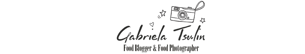 Gabriela Tsulin - Food Blogger & Food Photographer