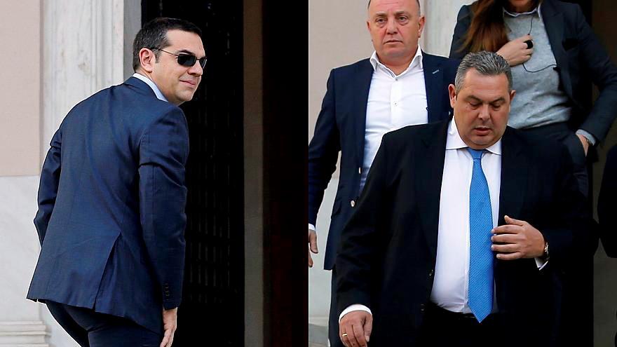 Οι ΑΝΕΛ αποχωρούν από την κυβέρνηση - Ψήφο εμπιστοσύνης ζητά ο Τσίπρας
