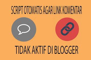 memberikan pertanyaan itu hal yang biasanya, tetapi ada pengguna blogger lain yang ingin meletakkan link url blog mereka agar blognya bisa di kunjungi kembali, dan mengharapkan blog yang mereka bagikan di kolom komentar bisa memperbanyak pengunjung yang betah.
