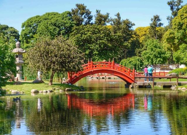 ¿Como llegar al Jardín Japones? Horarios y Precios de las entradas  Comer y cenar en el Jardín Japones de Buenos Aires