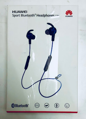 Best Phone Headphones - Huawei Sport Bluetooth Headphones Lite AM61 Unboxing Review