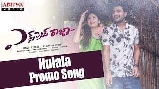 Hulala Promo Song __ Express Raja __ Sharwanand __ Surabhi __ Merlapaka Gandhi