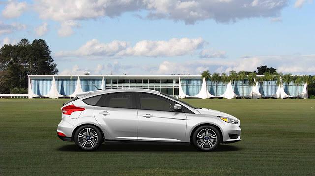 Ford Focus 2017 Selecshift - Palácio da Alvorada - Brasília (DF)