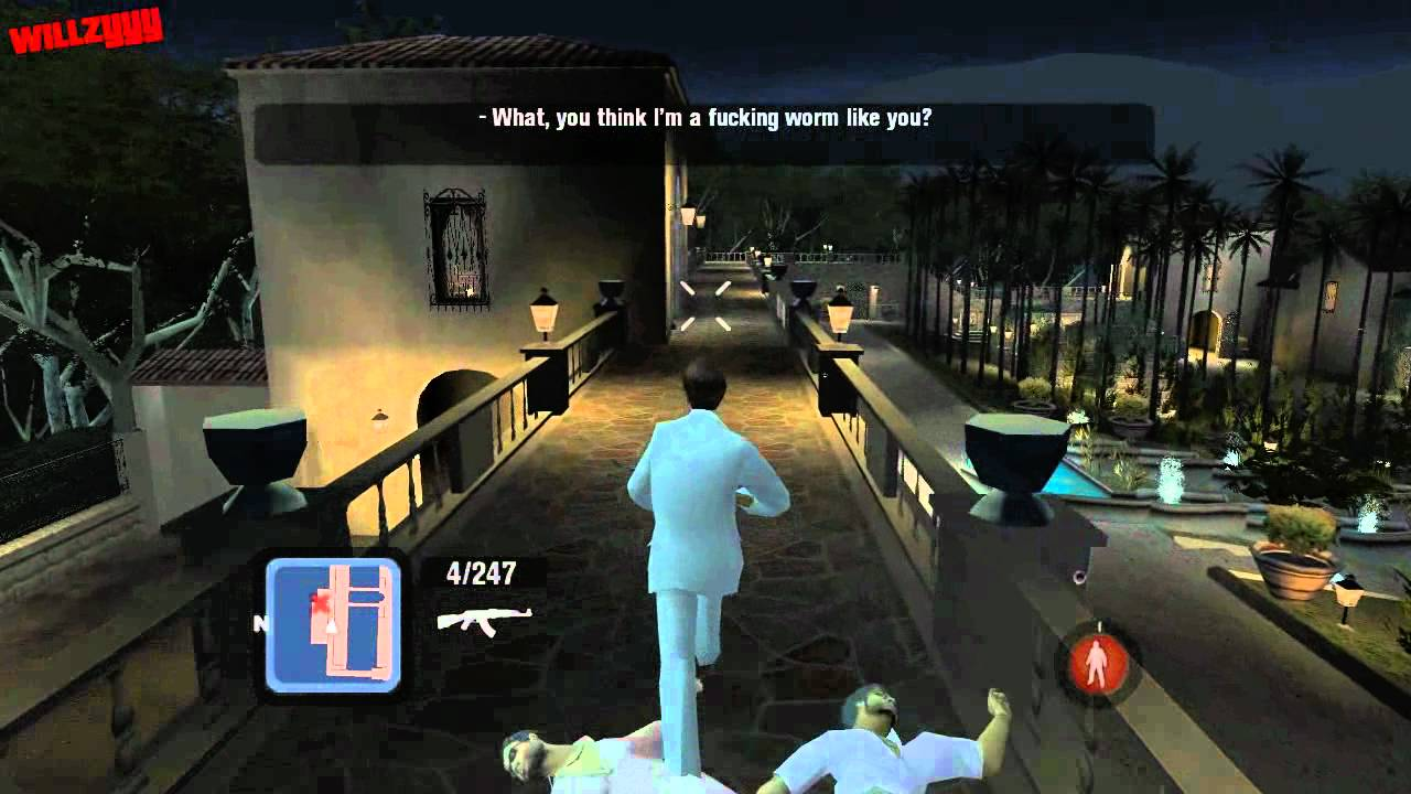 Abandonware Games / Scarface The World Is Yours