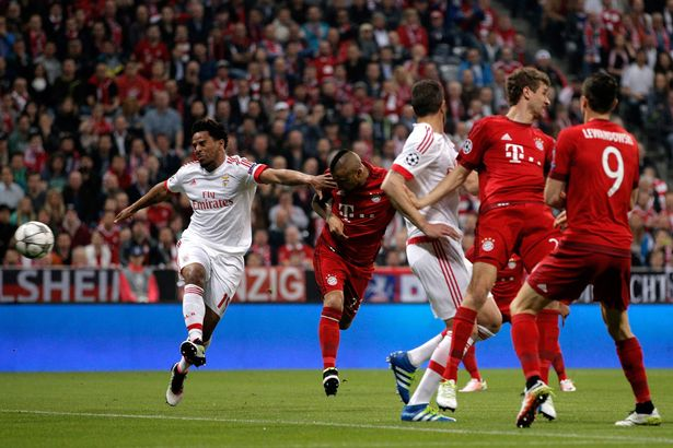 Vidal Secures First Leg Victory For Bayern