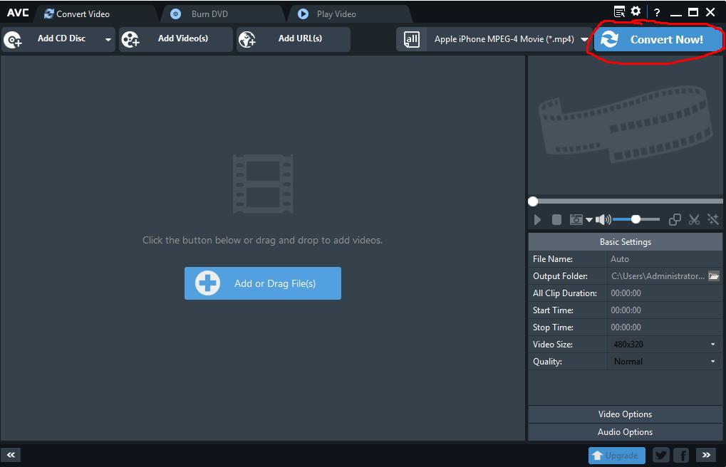 Cara Mengubah Format MP4 Menjadi MP3 Dengan Any Video Converter ...