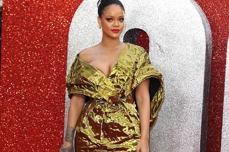 La historia detrás de Poiret, la firma que ha vestido a Rihanna