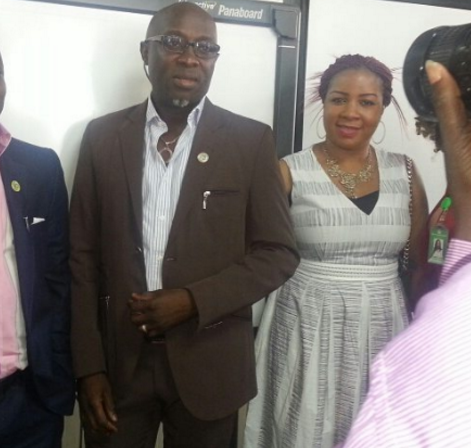 ayuba wife honoured unilag