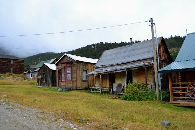 Місто-привид Елкхорн, Монтана (Elkhorn, Montana)
