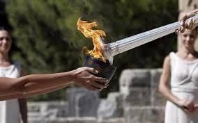 Γιάννενα: Η Ολυμπιακή Φλόγα Στα Γιάννενα