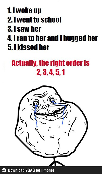 Funny Meme Quotes About School : Forever alone funny meme memes and pics
