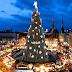 В Дортмунде открыли самую высокую в мире рождественскую елку