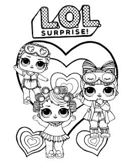 Ideas Y Material Para Fiestas Y Candy Bar Dibujos De Munecas Lol