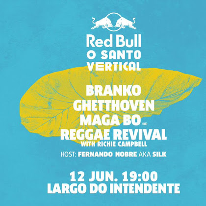 Red Bull, o Santo Vertical