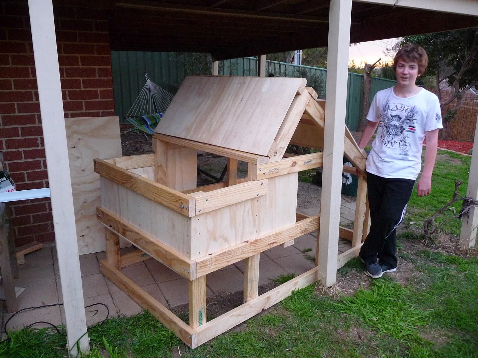 Diy Chicken Coop A Winter Project