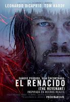 El renacido edicion Blue Ray  Alejandro G  Iñarritu Leonardo DiCaprio Tom Hardy