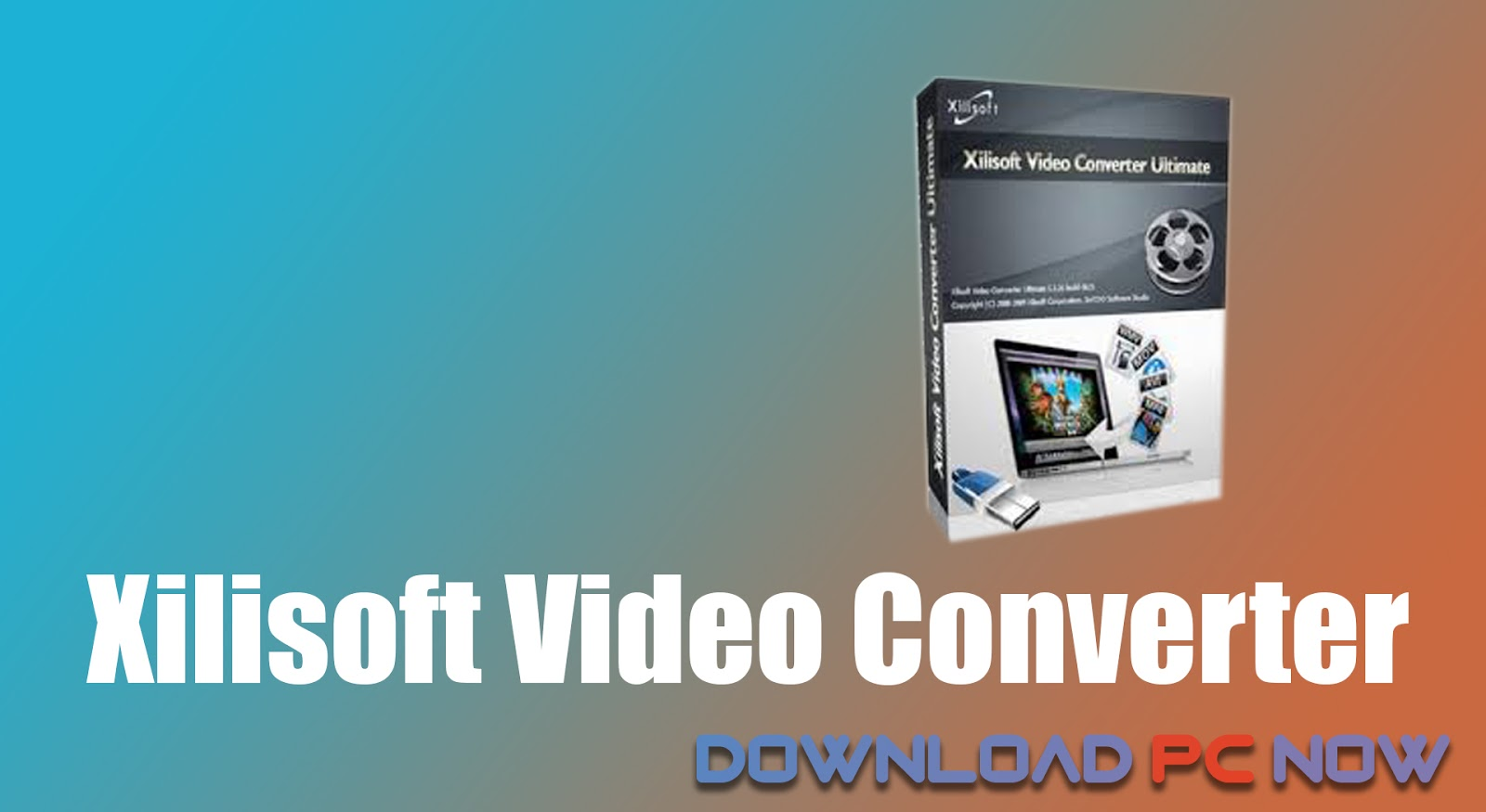 Xilisoft Video Converter Ultimate 7 8 23 Build 20180925 Portable