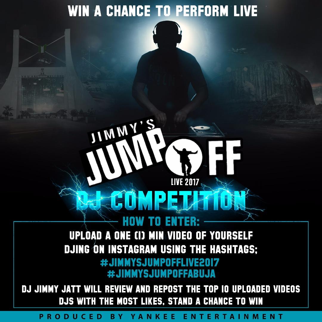 DJ Jimmy Jatt Announces DJ Competition for 'Jimmy's Jump Off
