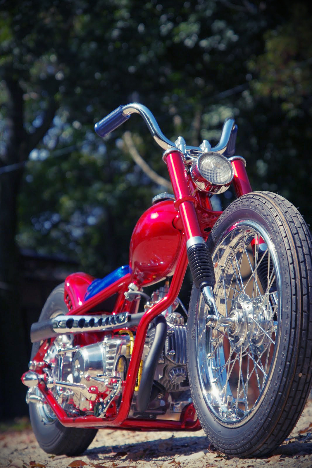 :: Free The Wheels ::: Cool Mini Bike