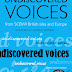 Special Events Feature: Undiscovered Voices - The 2017 Launch and Preparatory Masterclass