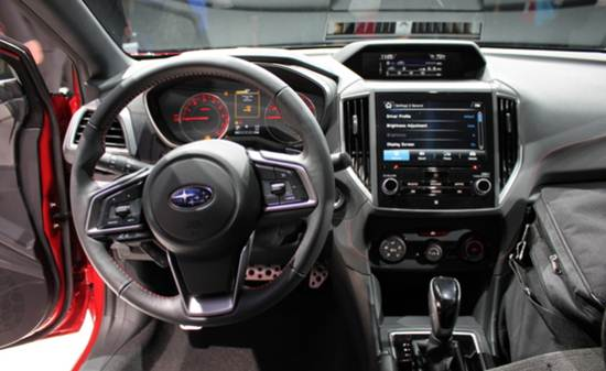 2018 subaru impreza interior. contemporary interior 2018 subaru impreza hatchback review and subaru impreza interior r