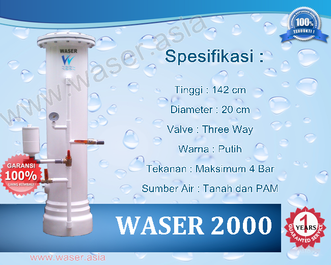 Harga Filter Penyaring Air 2000