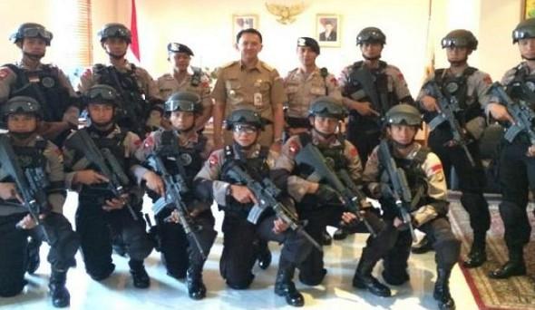 TNI mulai merasa geram karena merasa diperalat Ahok