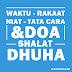 Tata Cara, Waktu, Rakaat, Niat dan Doa Sholat Dhuha Lengkap
