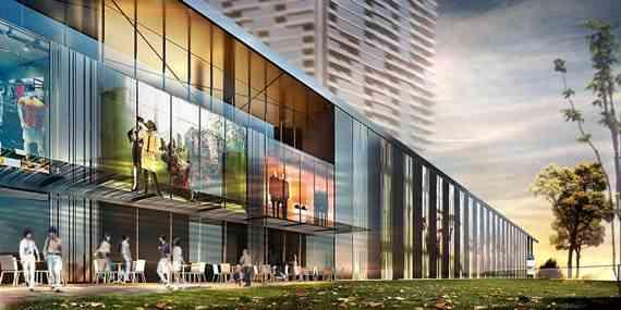 One Tower AVM: Alışveriş ve Yaşam Merkezi