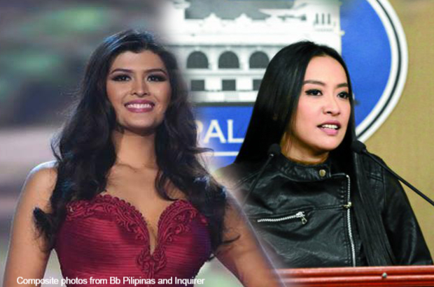 Fearless netizens slam Bb. Pilipinas Int'l 2017 Mariel de Leon over negative remark on Mocha's appointment