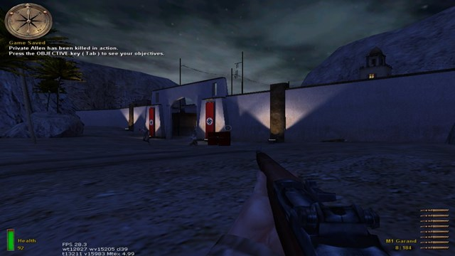 Download Medal of Honor Allied Assault PC Gameplay