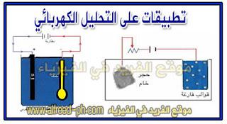 تطبيقات على التحليل الكهربائي ، التحليل الكهربائي ppt ، التحليل الكهربائي لماء البحر ، التحليل الكهربائي pdf ، التحليل الكهربائي لمصهور كلوريد الصوديوم ، تطبيقات التحليل الكهربائي ، بحث عن التحليل الكهربائي كيمياء ، شرح عملية التحليل الكهربائي للماء ، التحليل الكهربائي للماء pdf