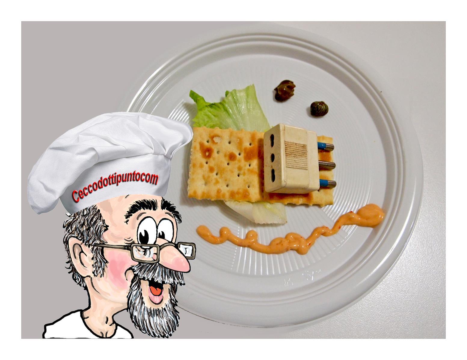Ceccodotti nouvelle cuisine for Nouvelle cuisine 2016