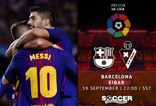 اون لاين مشاهدة مباراة برشلونة وايبار بث مباشر بتاريخ 13-1-2019 الدوري الاسباني اليوم بدون تقطيع